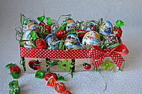 Подарок из Киндер яиц