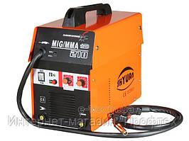 Зварювальний напівавтомат Shyuan MIG/MMA-210