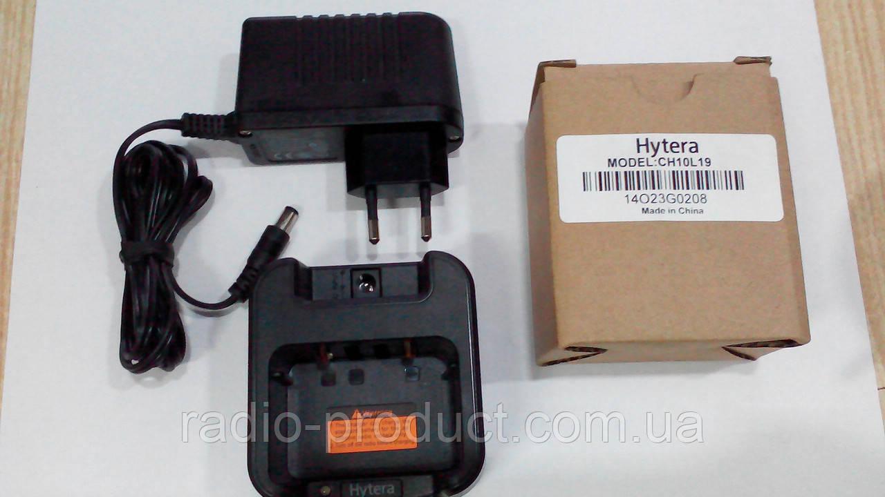 Hytera CH10L19 Зарядное устройство для радиостанций TC-508/518 + сетевой адаптер