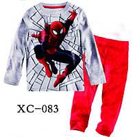 """Пижама для мальчика """"Человек паук"""""""