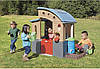 Детский эко - домик Go Green Playhouse Little Tikes 640216, фото 2