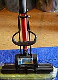 """Швабра с телескопической ручкой и механическим отжимом """"Кит"""" , фото 2"""