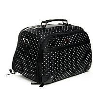 Большая сумка для парикмахера Reed Pink Suprise, размер 39*22*24