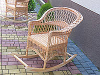 "Плетеное кресло качалка ""Сиеста"""