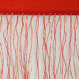 Дива 1474-55, павлопосадский шарф-палантин шерстяной с шелковой бахромой   Стандартный сорт, фото 3