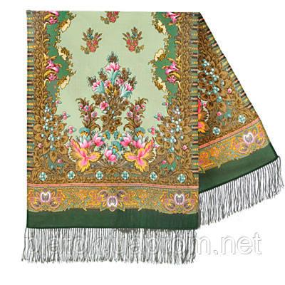 Дивне літо 1497-9, павлопосадский вовняний шарф з шовковою бахромою
