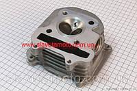 Головка цилиндра+клапана в сборе 150сс  (скутер 125-150куб.см)