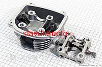 Головка цилиндра+клапана+пастель в сборе 150сс  (скутер 125-150куб.см)