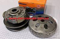 Вариатор задний в сборе (GXmotor)  (скутер 125-150куб.см)