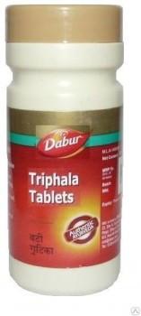 Трифала 60 таблеток от компании Дабур Triphala Dabur