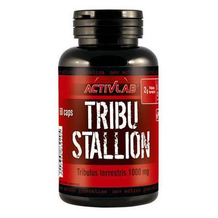 Tribu Stallion Activlab 60 caps, фото 2