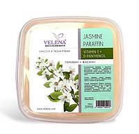 Парафин с маслом Жасмина, Авокадо и Ванили, витамином Е, Д-пантенолом VELENA 450 г