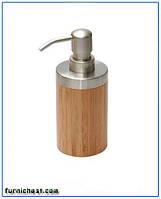 Дозатор для жидкого мыла Бонья бамбук