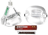 Инфракрасная лампа для обогрева свиней - переходник с Е27 на R7S 118мм, 175 W (для брудера)