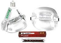 Инфракрасная лампа для обогрева свиней - переходник с Е27 на R7S 118мм, 250 W (для брудера)