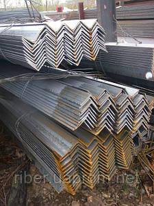 Уголок стальной 25 х 25 х 3 мм