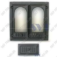 Дверцы для камина SVT 400-432