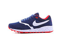 Кроссовки Nike Air Odyssey Navy Blue White Red , фото 1