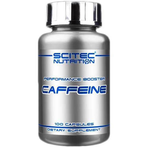 Caffeine Scitec Nutrition 100 caps