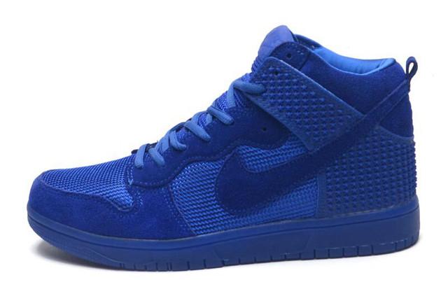 Кроссовки мужские Nike Dunk CMFT Premium Navy