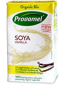 ВЕГА молоко соевое ванильное (соевое молоко) BIO 250 мл Provamel