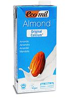 ВЕГА миндальное молоко с кальцием BIO 1 л Ecomil