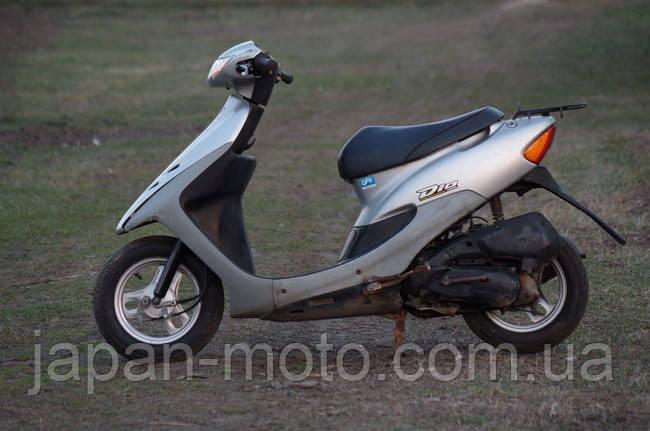 Хонда Дио 34 (Honda Dio 34) серый металлик 49 см.куб