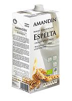 ВЕГА спельтовое молоко BIO 1 л Amandin