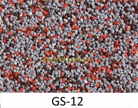 Штукатурка мозаичная German Stone , 25 кг, цвет GS-12