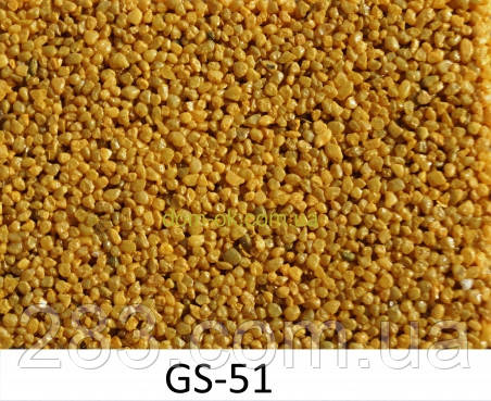 Штукатурка мозаичная GS-51