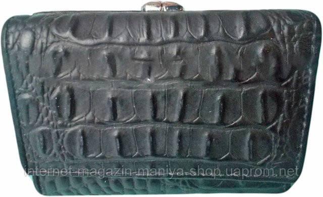 Женский кошелек  - размер 11х9 см