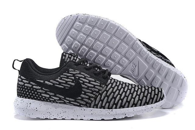 Кроссовки мужские Nike Roshe Run Flyknit London