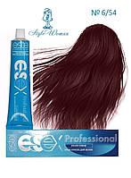 Профессиональная краска Estel Essex 6/54 Эстель Эсекс темно- русый красно-медный яшма