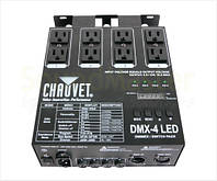 Диммерный блок Chauvet DMX4LED