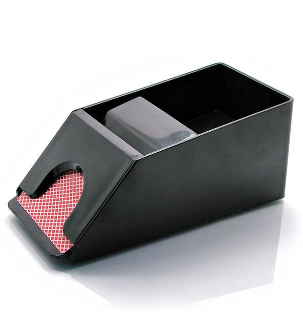 Коробка для игральных карт для крупье - CARD SHOE