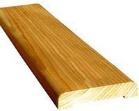 Наличник дверной сосновый срощенный 80 мм.
