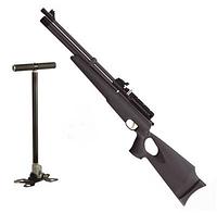 Пневматическая винтовка Hatsan AT44-10 + Насос высокого давления Hatsan