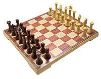 Шахматы магнитные. Размеры поля 27 х 32 см, фото 1