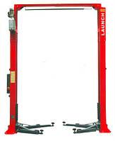 Подъемник для СТО 2-х стоечный 5т электрогидравлический с верхней синхронизацией (LAUNCH)