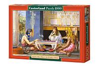 Пазлы Египетские шахматисты Castorland 1000