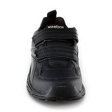 Кроссовки reebok get  the net 2v junion black, фото 2