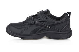 Кроссовки reebok get  the net 2v junion black, фото 3