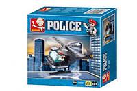 Конструктор SLUBAN M38-B600 Полиция
