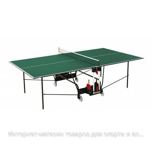 Теннисный стол для закрытых помещений Sponeta S 1-72i + 2 ракетки и шарики + бесплатная ДОСТАВКА по Украине! - Интернет — магазин «StimulSport.com.ua» в Харькове