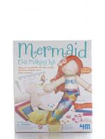 Детский набор для творчества 4М Наряди куклу Русалочка