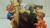 Фонтан настольный «Гензель и Гретель» 28х19х14 см, фото 5