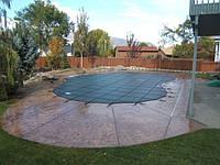 Батутные накрытия для бассейнов Shield™.