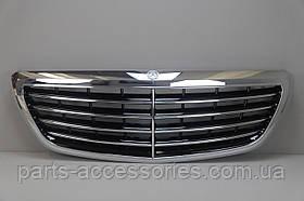 Решетка радиатора Mercedes S S-Class W222 2012-16 новая оригинал