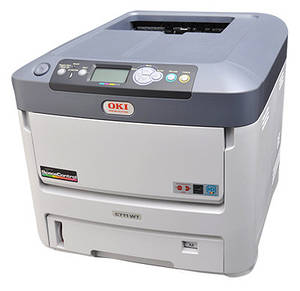 Принтер OKI 711WT