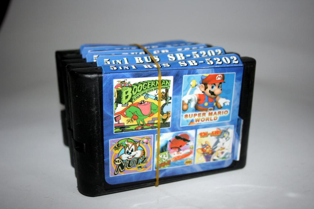 Сборник игр 5 в 1 SB-5202